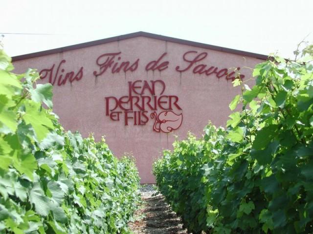 Notre site de production au hameau de Saint André