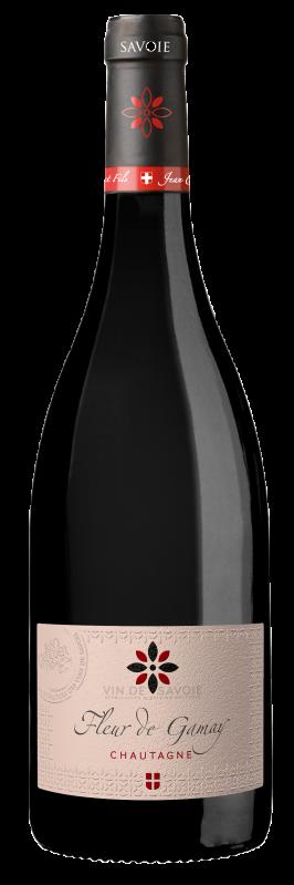 Gamay Chautagne vin rouge de Savoie Perrier