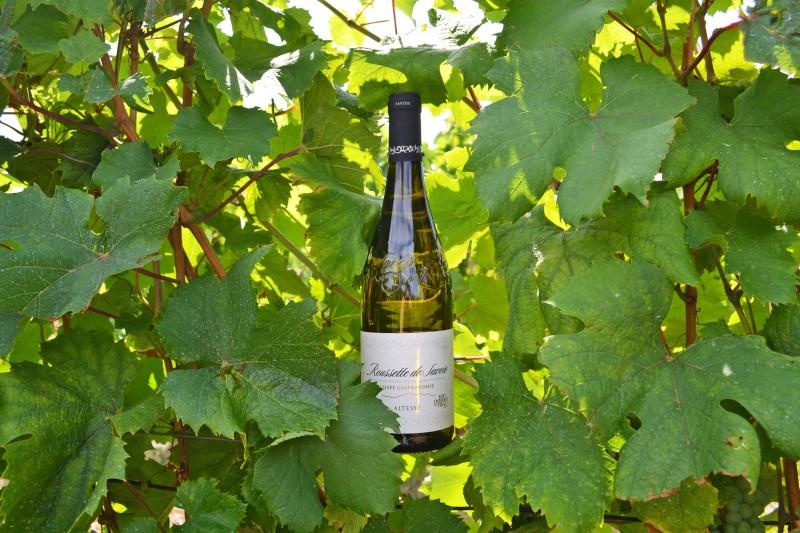 Roussette de Savoie vin blanc de Savoie